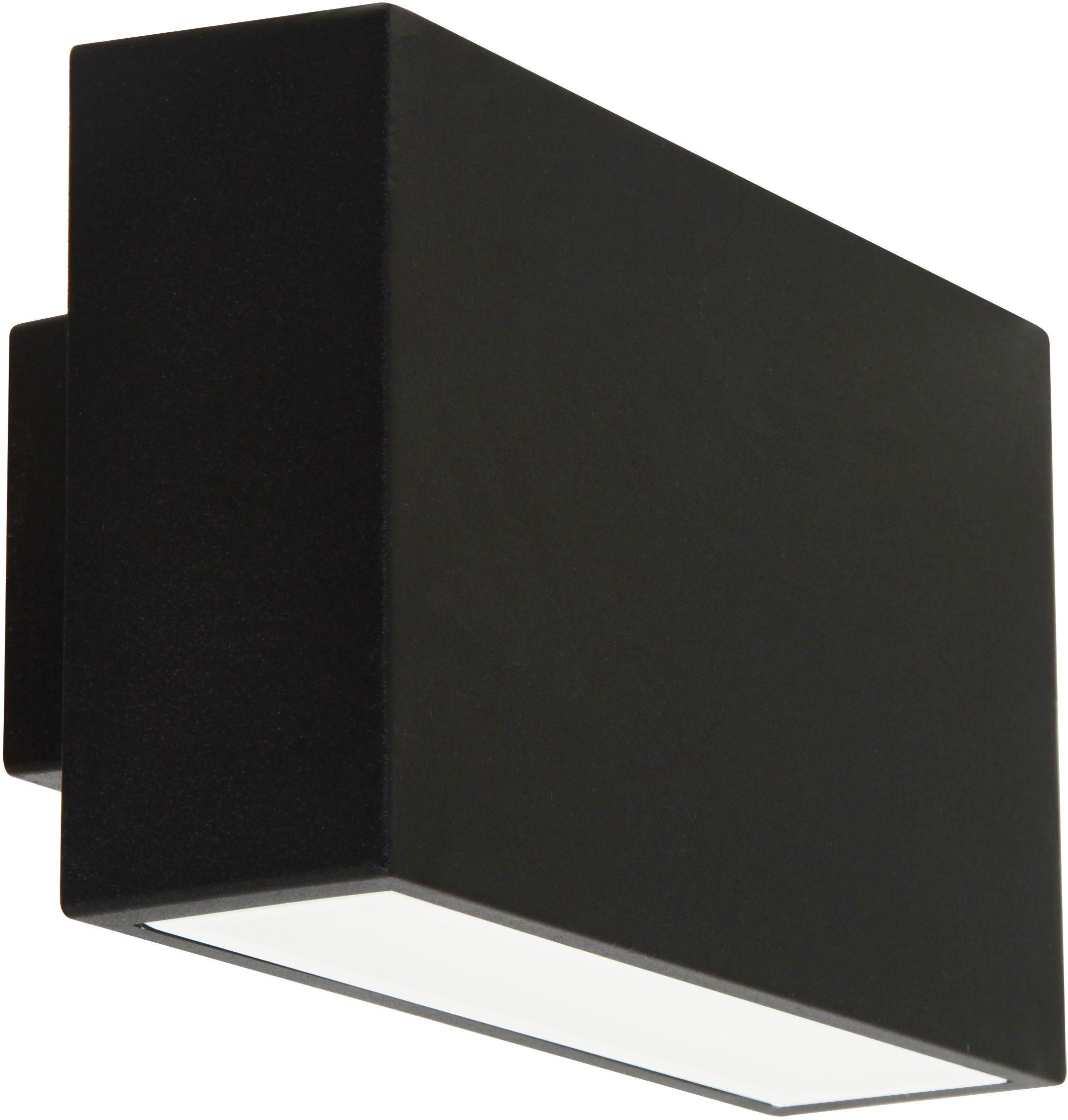 Ranex Ebony LED Outdoor Wall Light - Aluminum