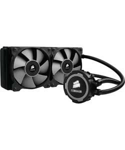 Desktop computer fans and cooling
