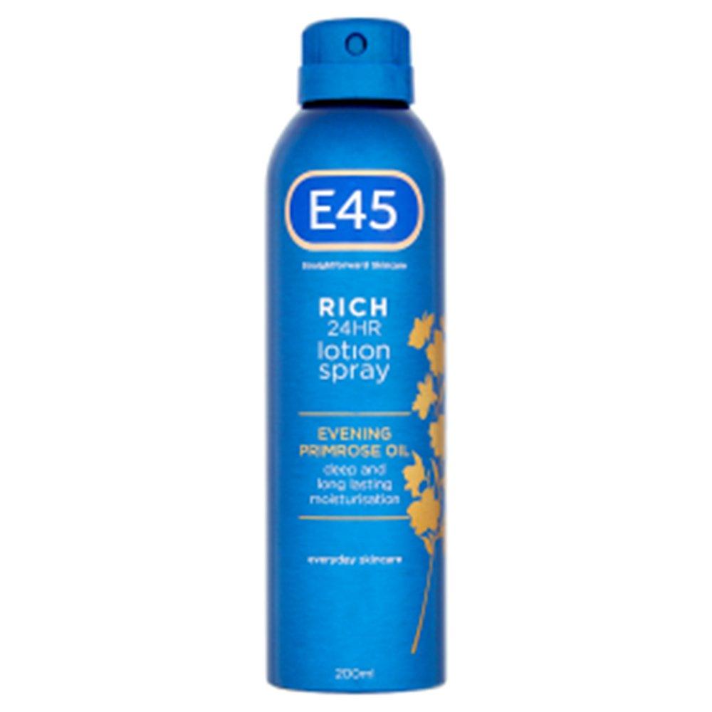 E45 Rich Spray Evening Primrose Oil - 200ml