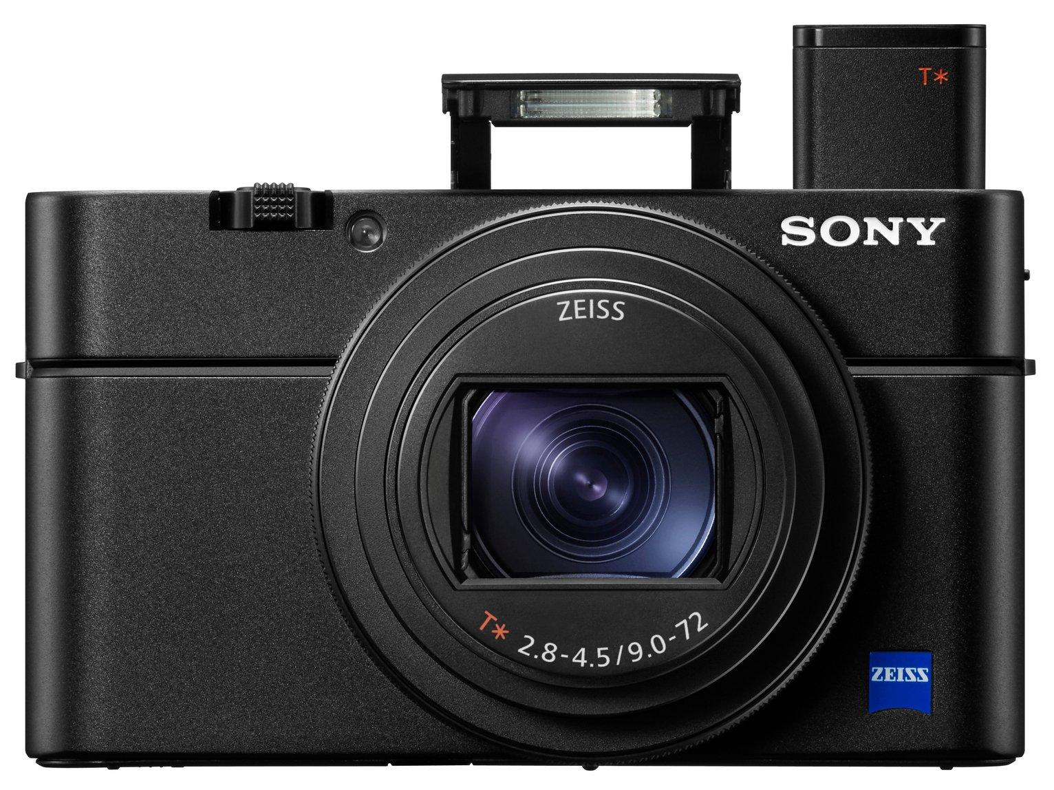 Sony RX100 MK6 Premium Compact Camera
