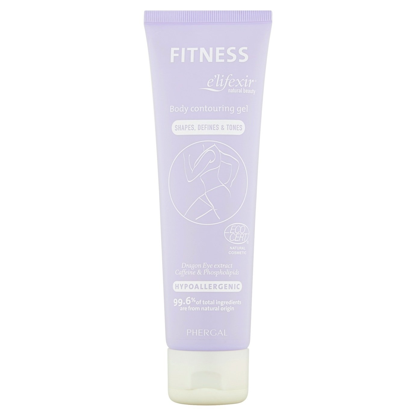 E'lifexir Natural Beauty Fitness Body Contouring Gel 150ml