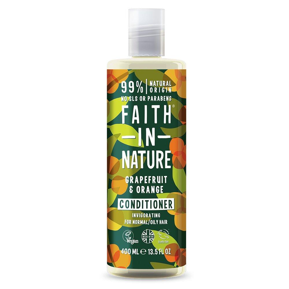 Faith in Nature Grapefruit and Orange Conditioner - 400ml