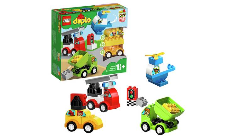LEGO DUPLO My First Car Creations Building Set - 10886