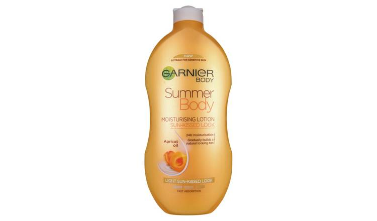 Garnier Summer Body Light Gradual Tan Moisturiser - 400ml