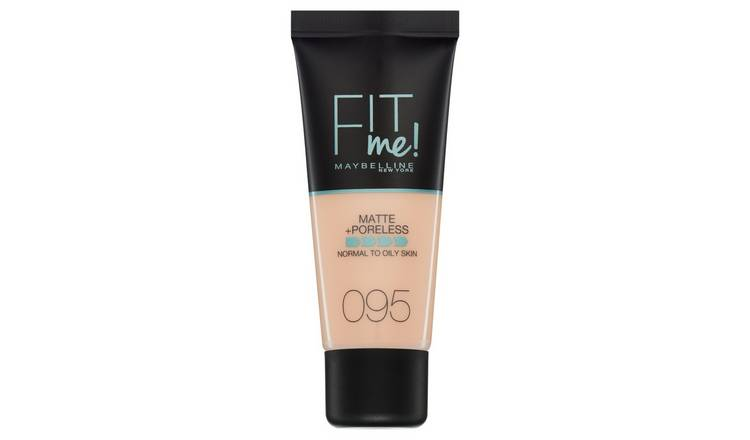 Maybelline Fit Me Up Matte Foundation - Fair Porcelain 95