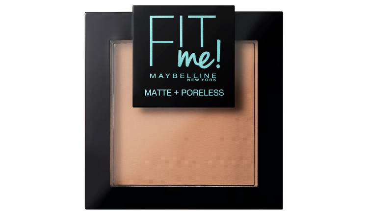 Maybelline Fit Me Up Matte & Poreless Powder - Sun Beige 250