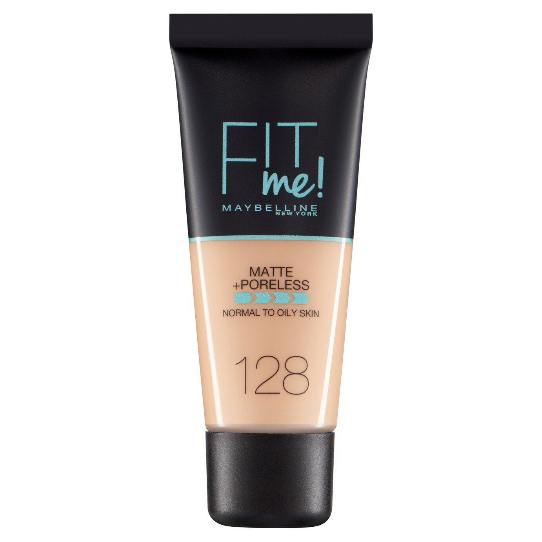 Maybelline Fit Me Up Matte & Poreless Foundation - Warm Nude