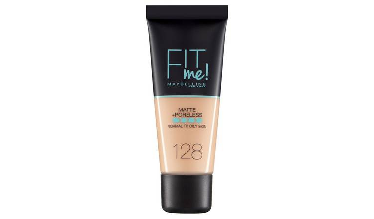 Maybelline Fit Me Up Matte & Poreless Foundation - Warm Nude