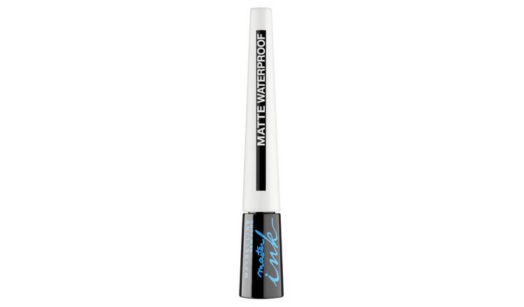 Maybelline Master Ink Matt Eyeliner - Waterproof Black
