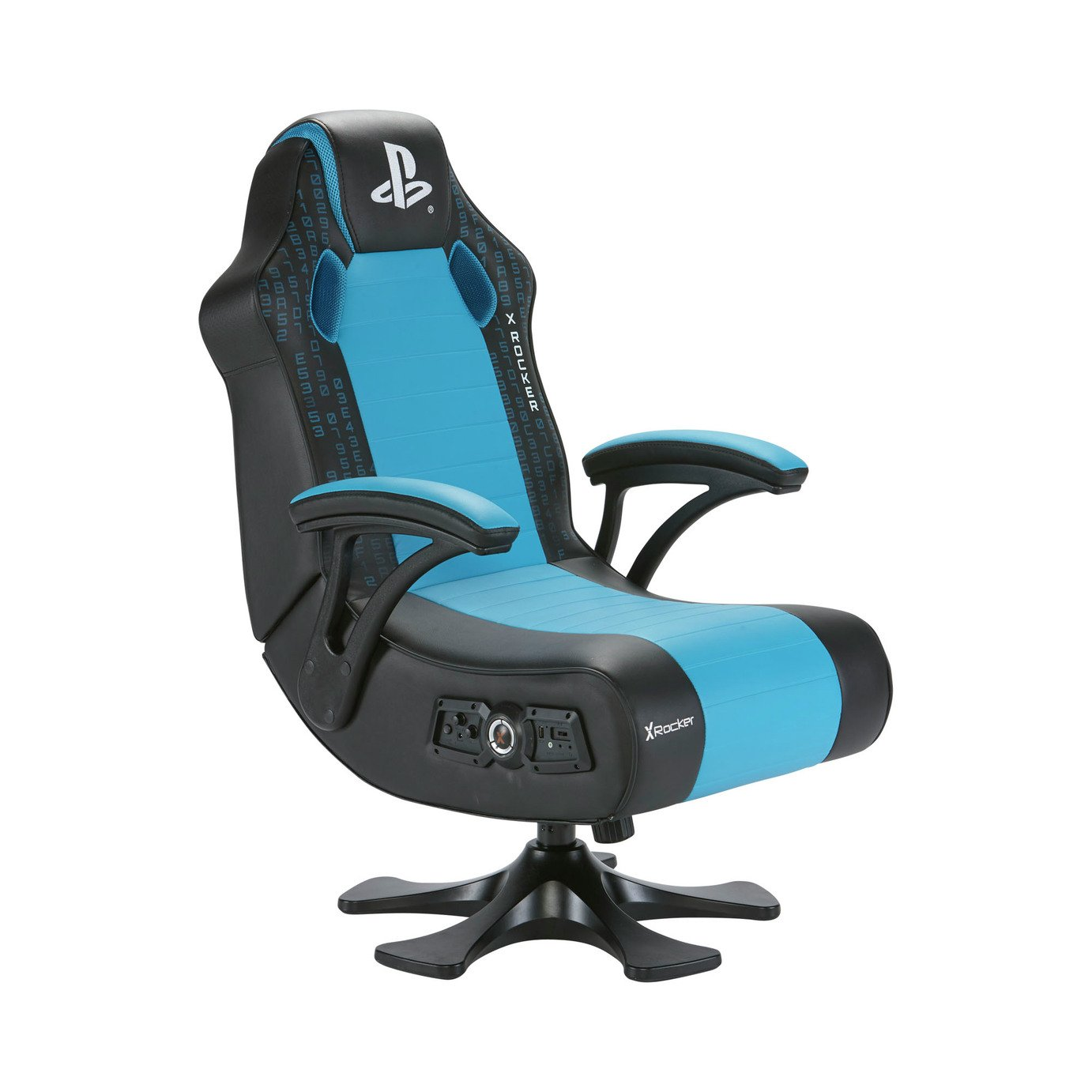 X-Rocker Legend Officially Licensed PlayStation Gaming Chair