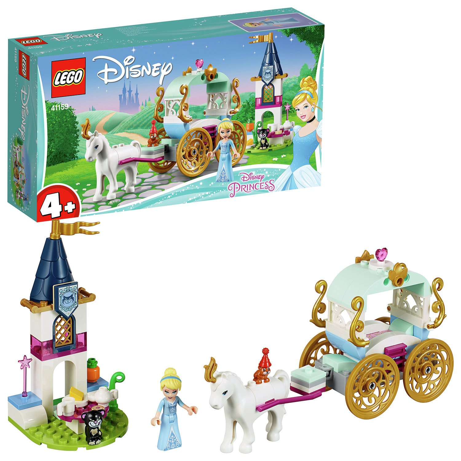 LEGO Disney Princess Cinderella Carriage - 41159