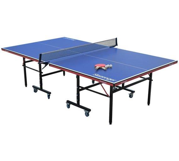 Buy Slazenger Indooroutdoor Foldable Table Tennis Table Table