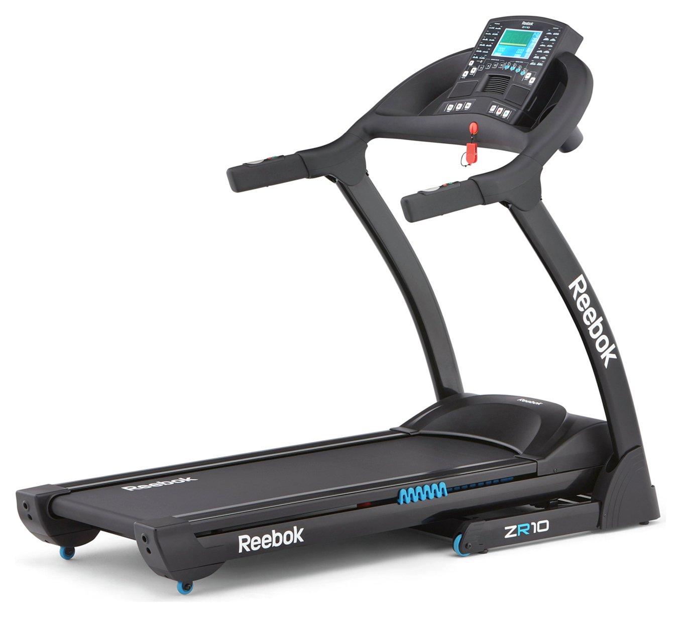 Zr11 treadmill reebok fitness youtube.