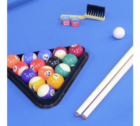 Buy HyPro Ft Pool Table Pool Tables Argos - English pool table