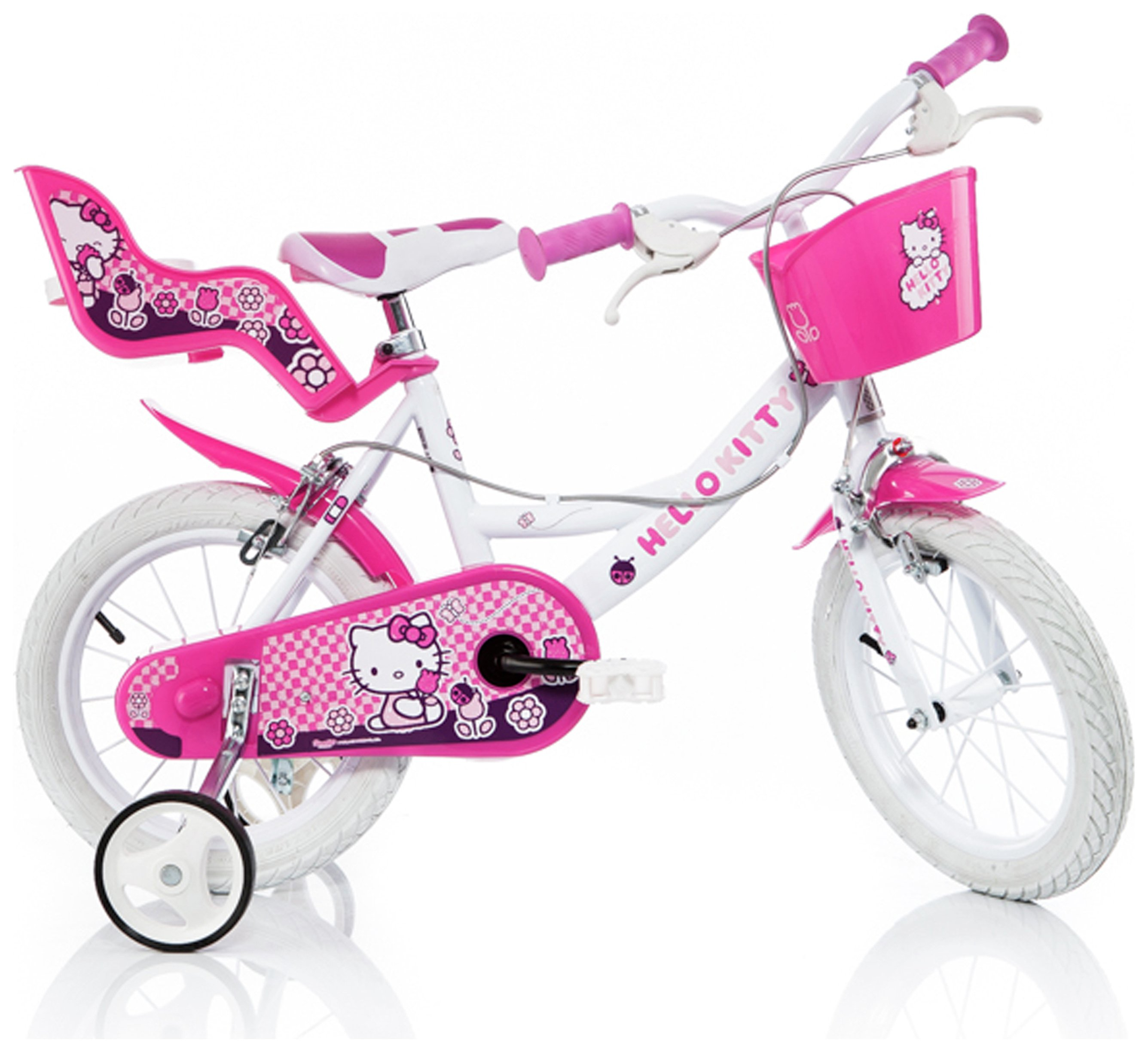 Image of Hello Kitty 14 Inch Kids Bike