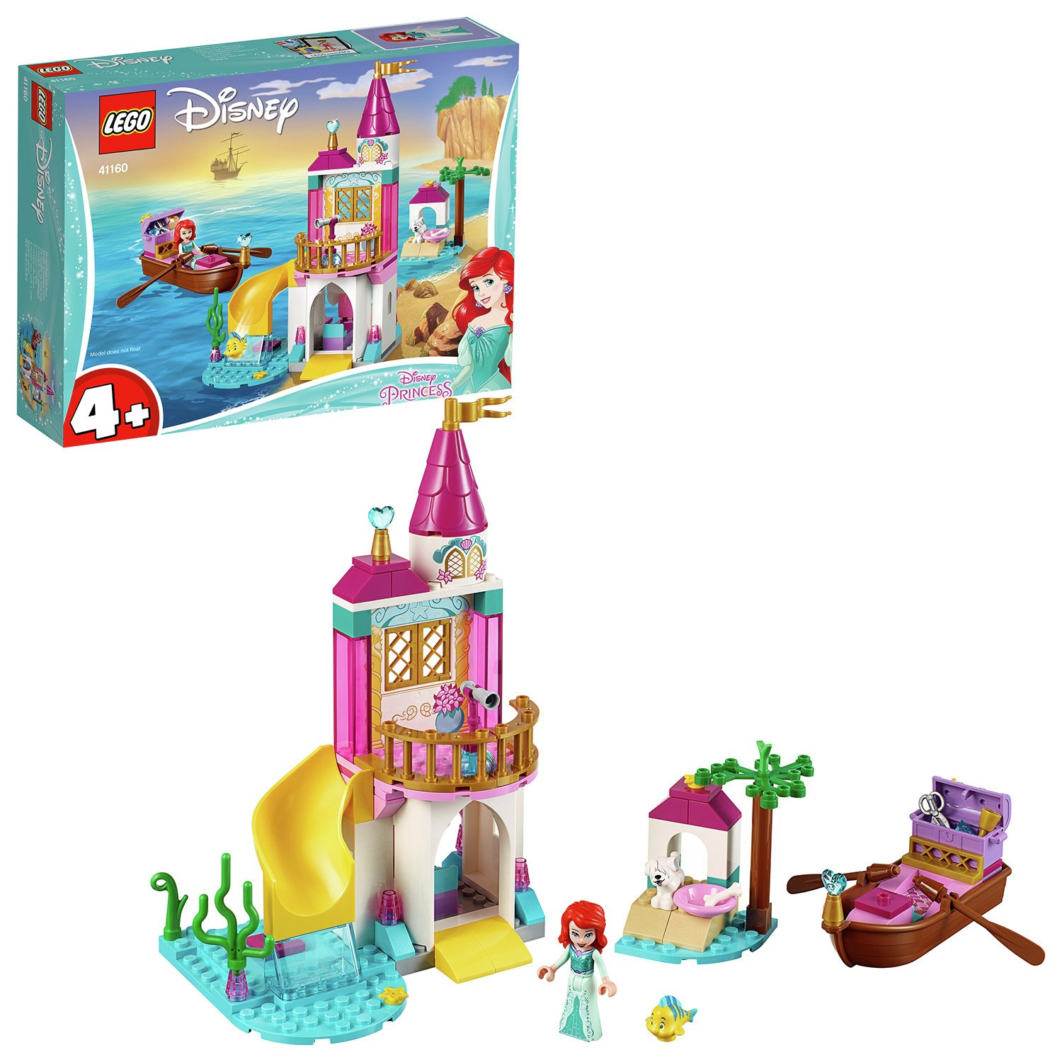LEGO Disney Princess Ariels Castle - 41160
