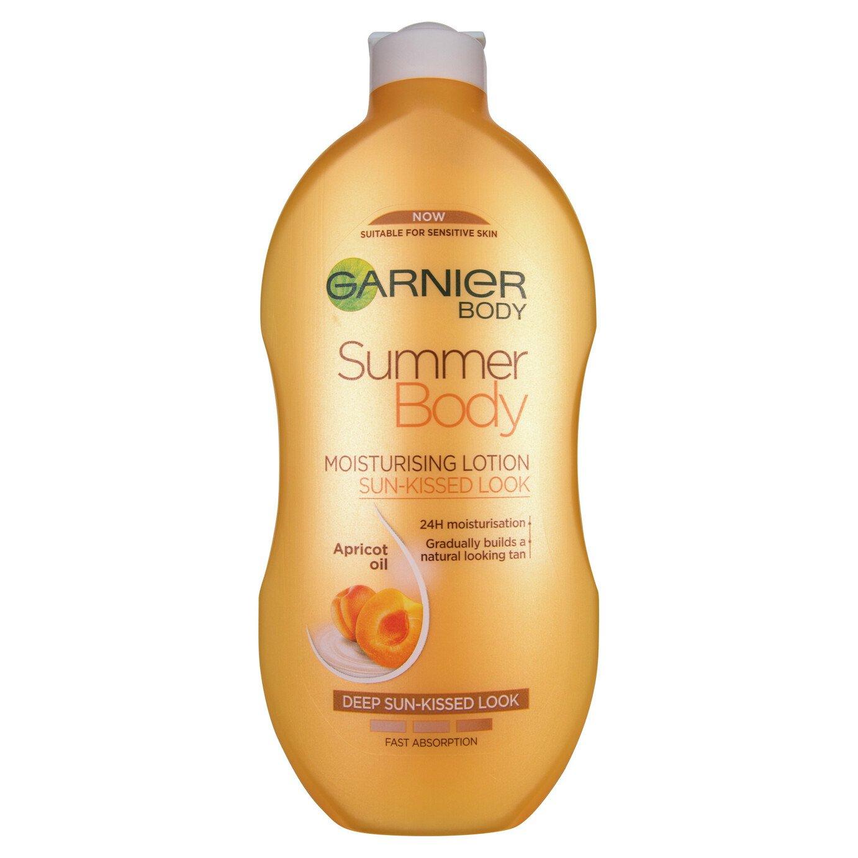 Garnier Summer Body Dark Gradual Tan Moisturiser - 400ml