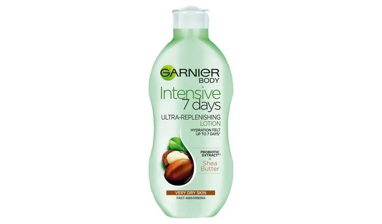 Garnier Body 7 Day Shea Milk - 400ml