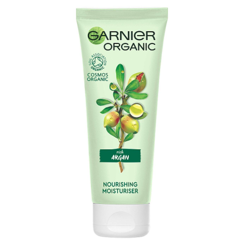 Garnier Skincare Organic Argan Moisturiser