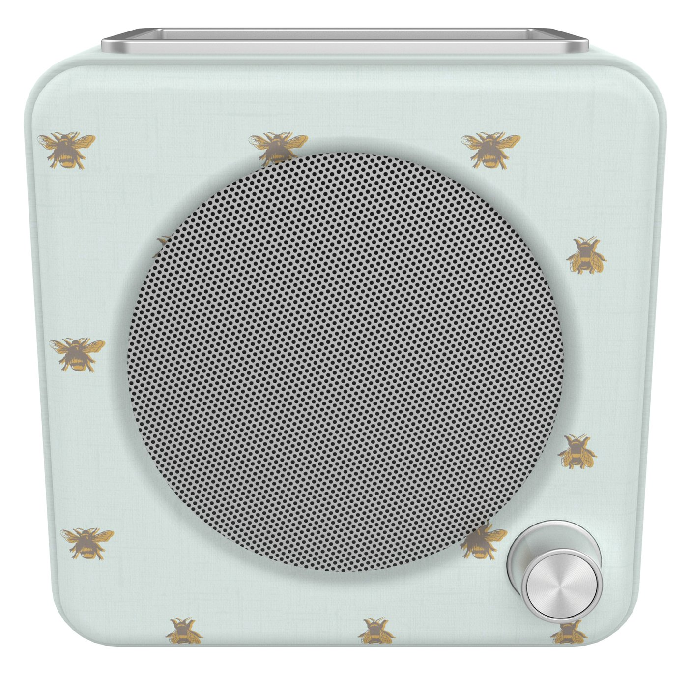 Bush Classic Mini DAB Radio - Bee Pattern