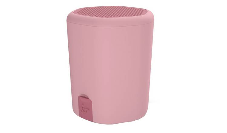 Kitsound Pocket Hive2o Bluetooth Speaker - Pink