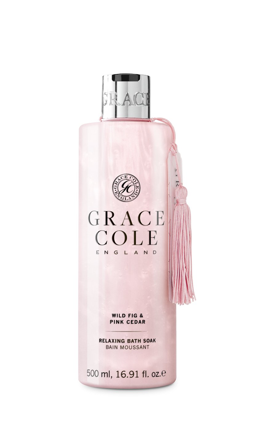 Grace Cole Fig Cedar Bath Soak - 500ml