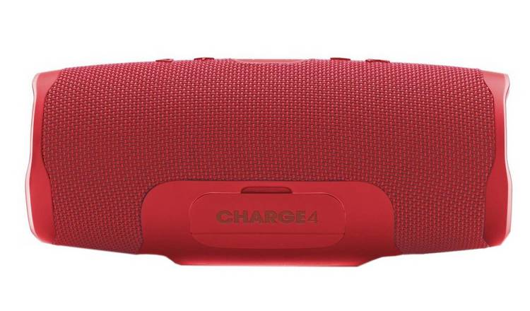 Buy JBL Charge 4 Bluetooth Speaker - Red   Wireless and Bluetooth speakers    Argos