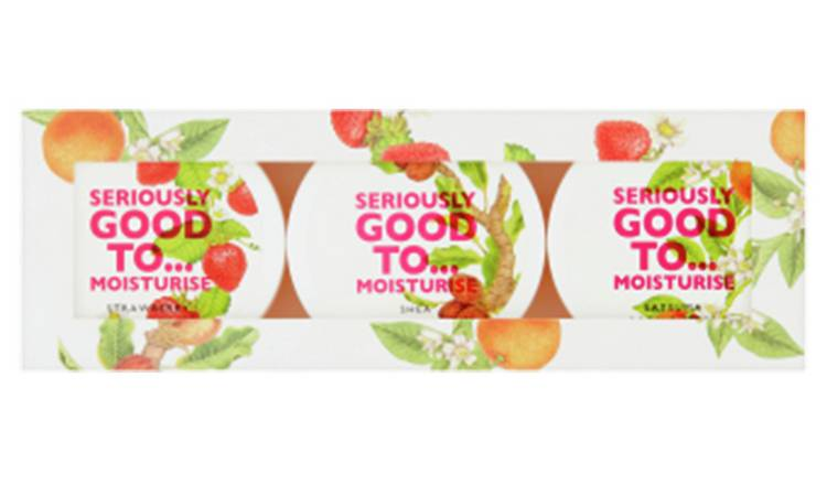 Seriously Good To Body Butter Trio Gift Set
