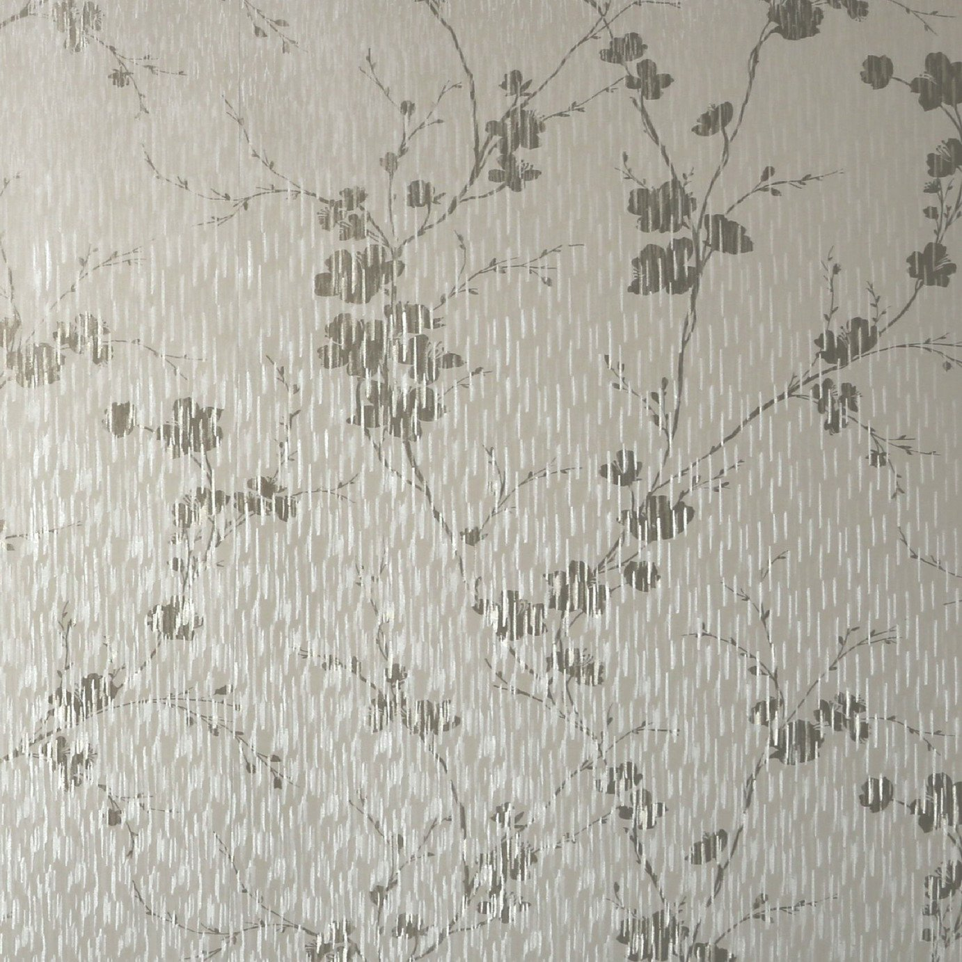 Sublime Theia Blossom Cream Wallpaper
