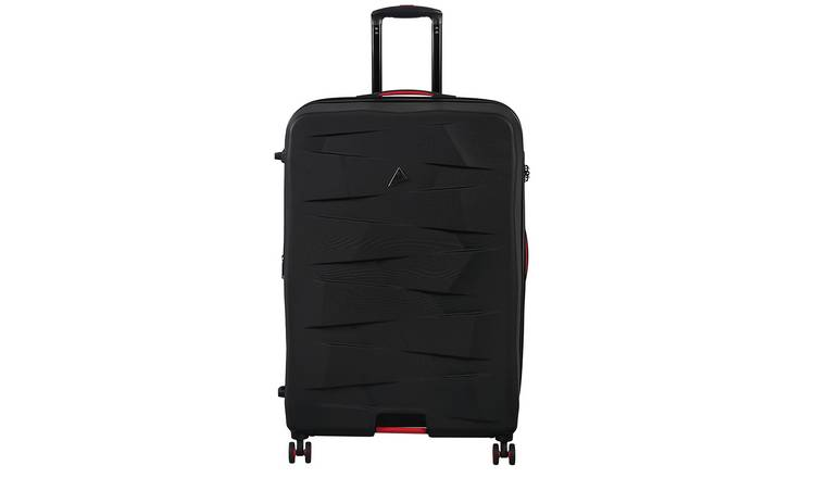 it Luggage Large Expandable 8 Wheel Hard Suitcase