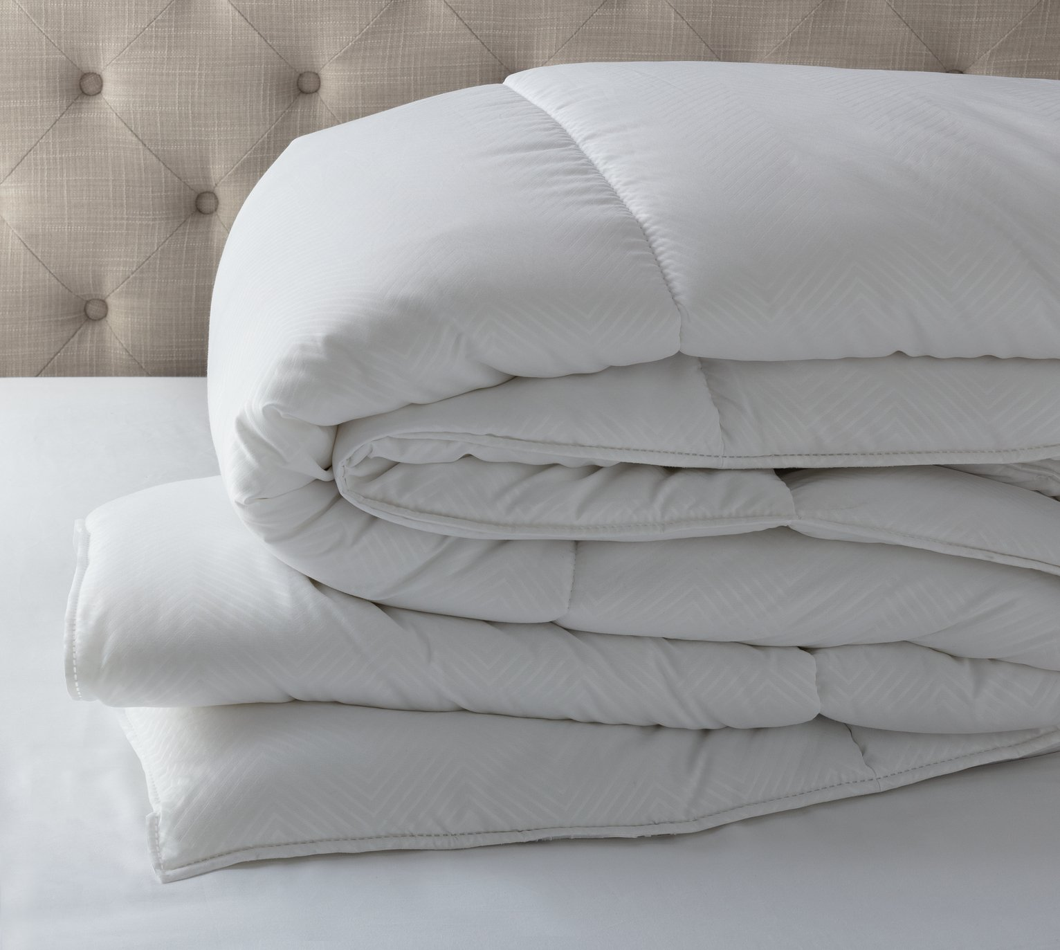 Forty Winks Soft as Down 10.5 Tog Duvet - Double