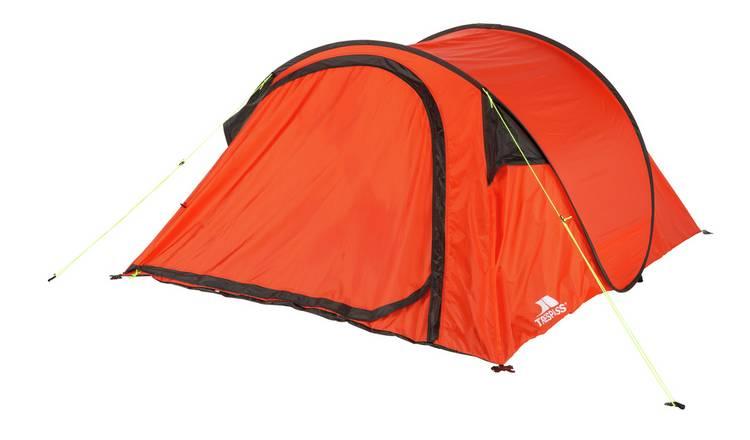 Man 1 Room Pop Up Camping Tent