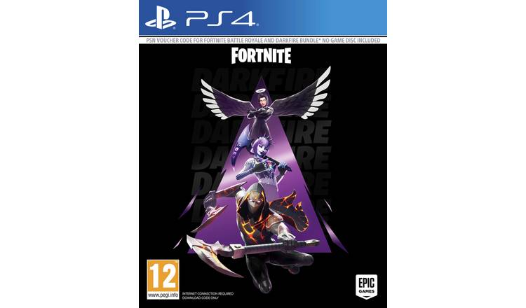 Fortnite Darkfire Bundle PS4 Game