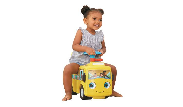 Little Tikes Little Baby Bum Wheels on the Bus Scoot