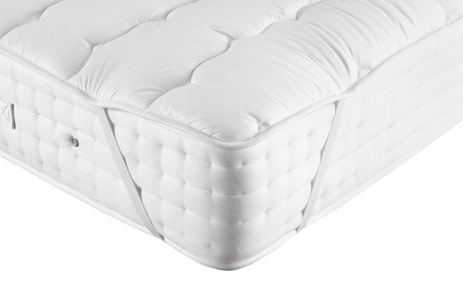 Argos Home Anti Allergy Mattress Topper - Double