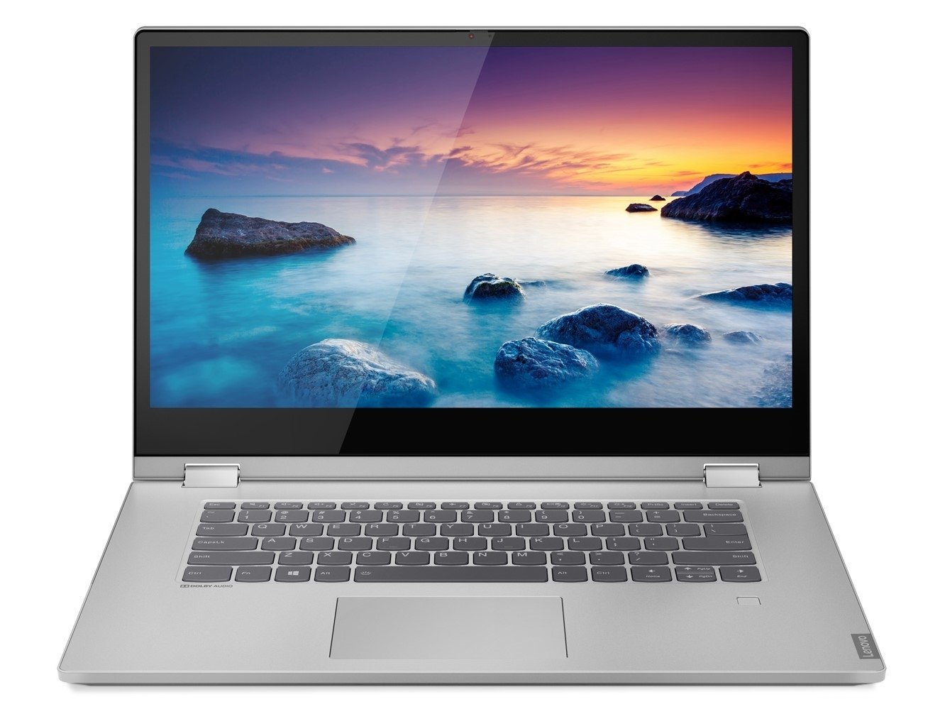 Lenovo IdeaPad C340 15.6in Pentium 4GB 128GB 2-in-1 Laptop