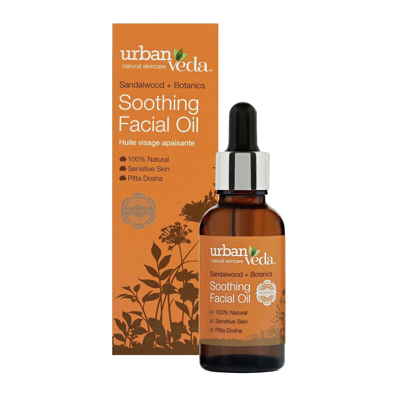 Urban Veda Soothing Facial Oil - 30ml