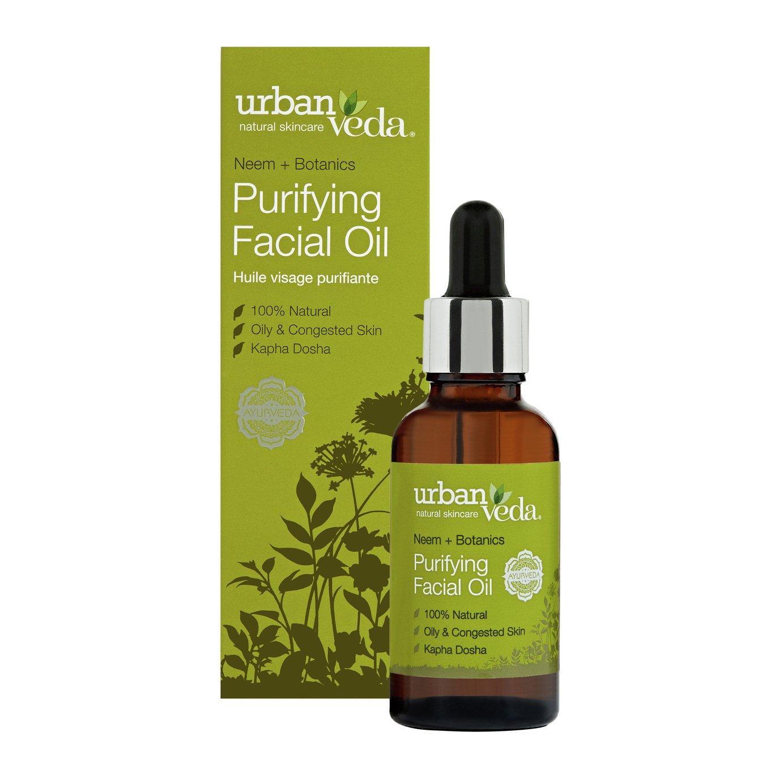 Urban Veda Purifying Facial Oil - 30ml