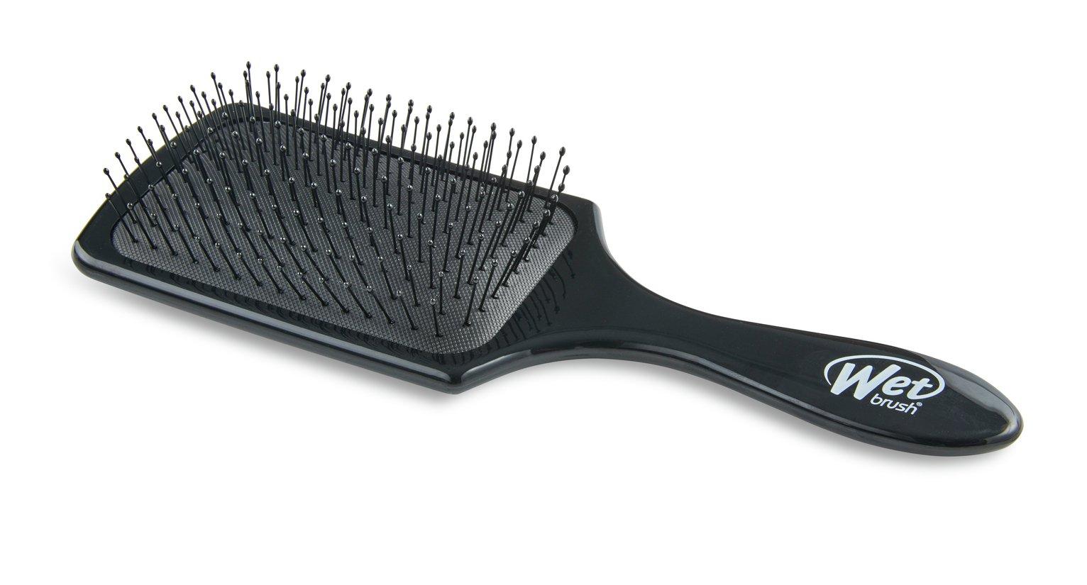 WetBrush Paddle Detangler - Black