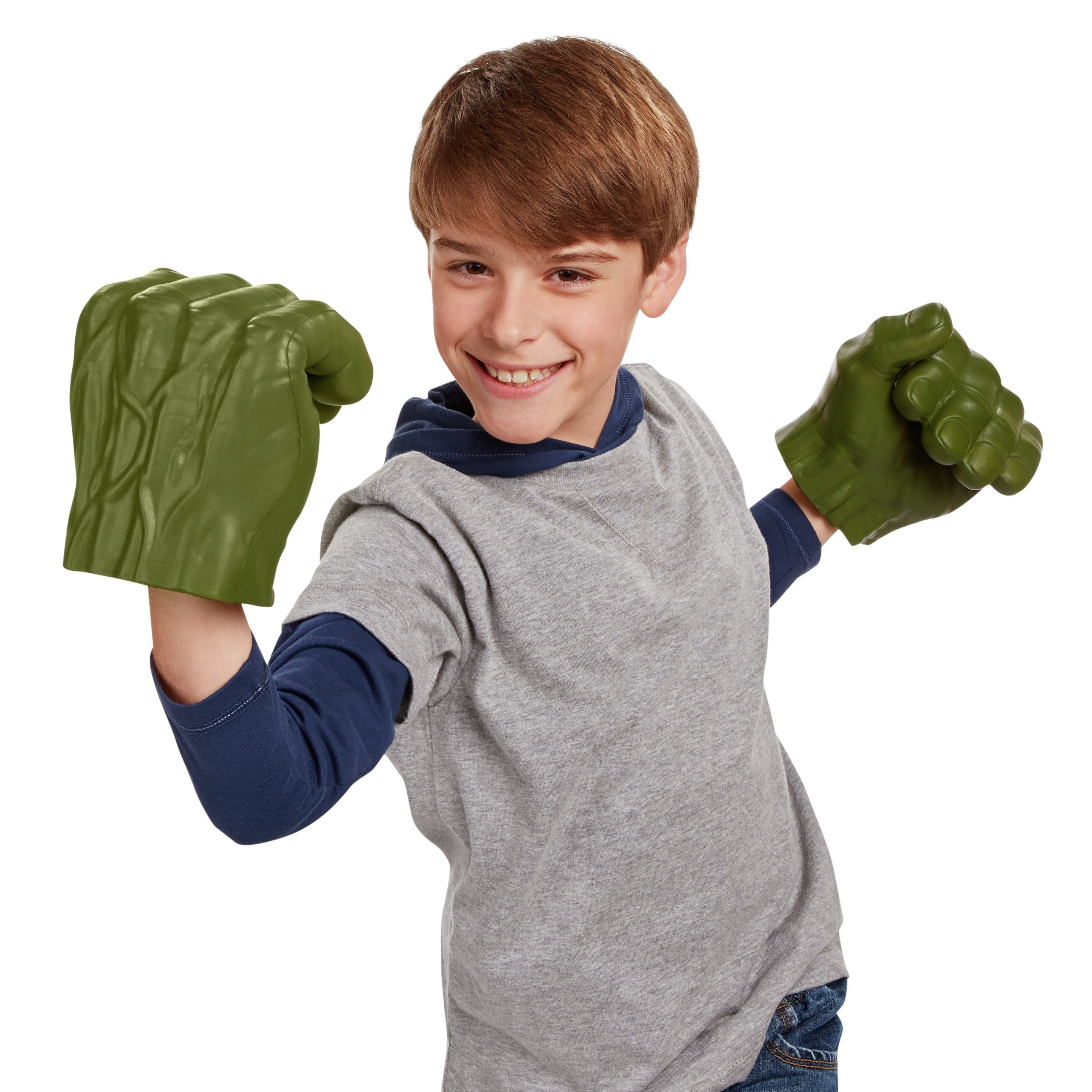 Image of Avengers - Age Of Ultron Hulk Gamma Grip Fists