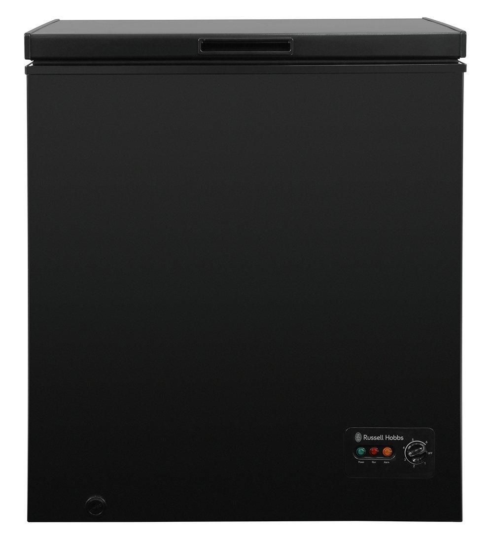 Russell Hobbs RHCF142B Chest Freezer - Black