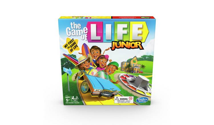 Game Of Life Junior Board Game from Hasbro Gaming