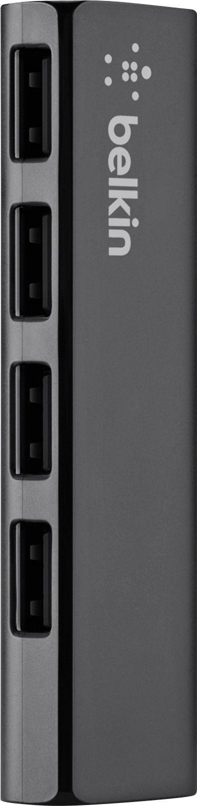 Belkin 4 Port Ultra Slim Mains Powered USB Hub