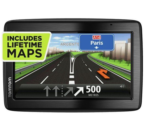 TomTom TomTom Via 135 5 Inch Full Europe Lifetime Maps & Bluetooth.