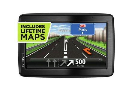 TomTom VIA 135 5 Inch Sat Nav Full Europe Lifetime Maps