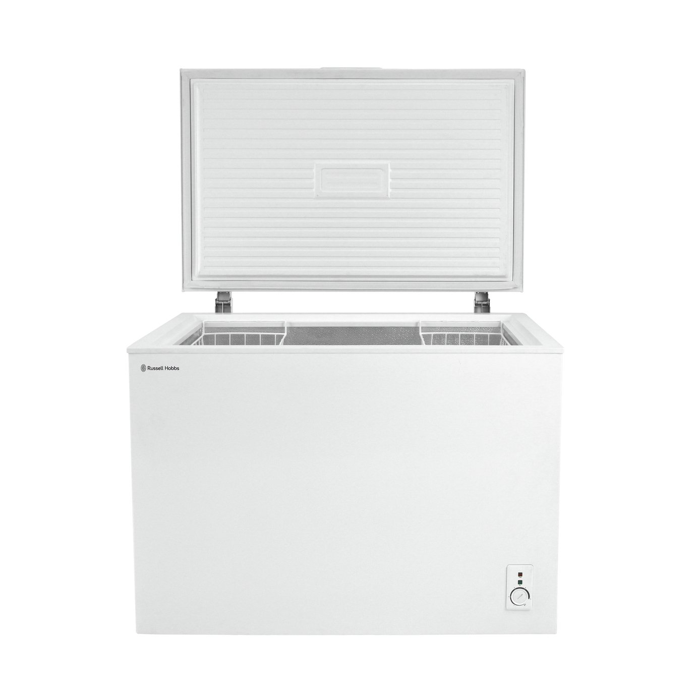 Russell Hobbs RHCF300 Chest Freezer - White.