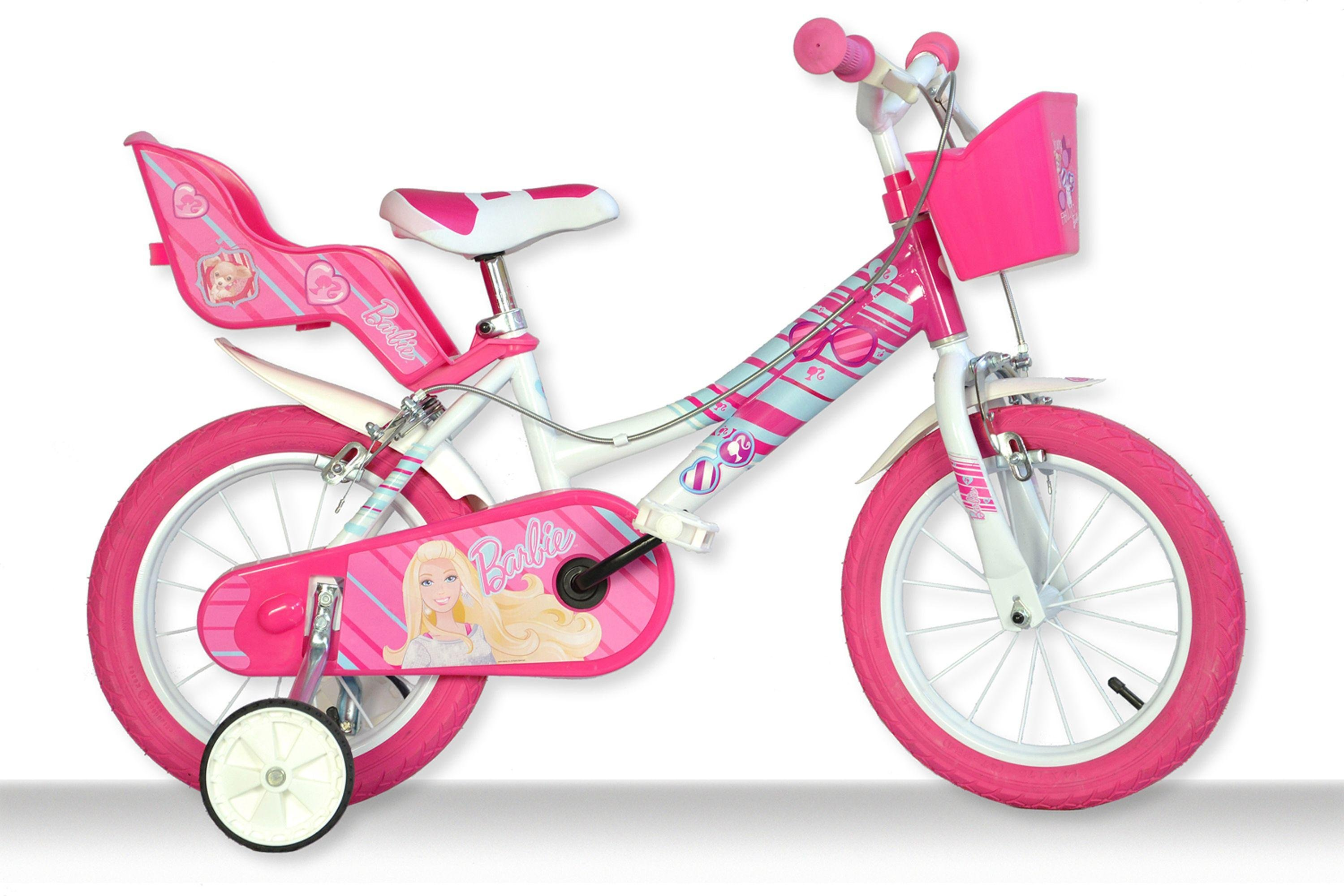 Image of Barbie Bicycle 14 inch.
