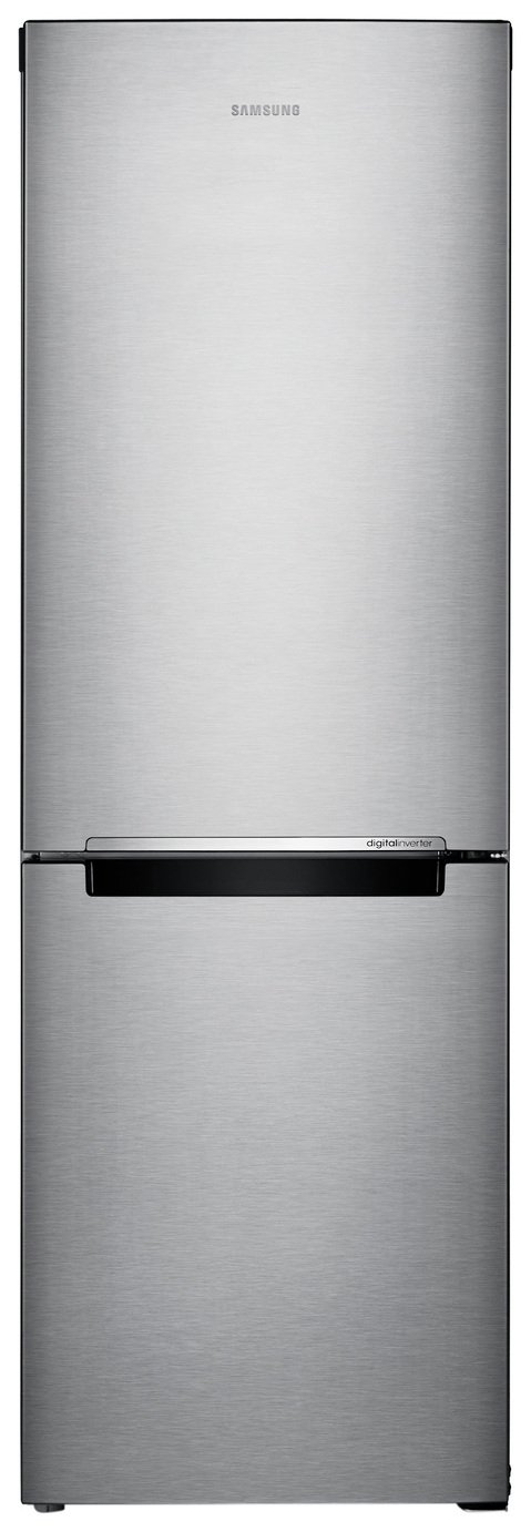 Samsung RB29FSRNDSA Frost Free Tall Fridge Freezer - Silver Best Price, Cheapest Prices