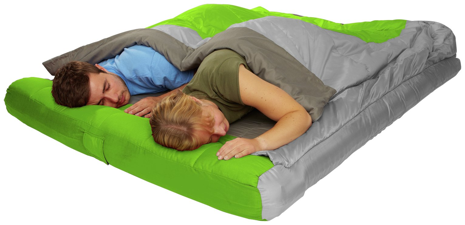Readybed double all in one camping airbed review - All in one double bed ...