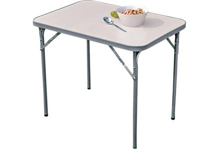 Image of a Folding Camping Table.